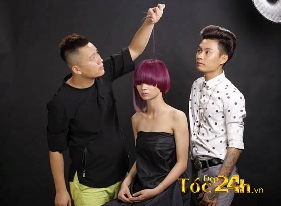 NTM Quỳnh Dinho và con đường đến với vòng chung kết Hair Idol 2016 2