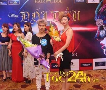 NTM Ngọc Blue xuất sắc vào tranh chung kết Hair Idol 2016 1