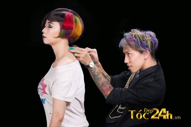 NTM Ngọc Blue xuất sắc vào tranh chung kết Hair Idol 2016 3