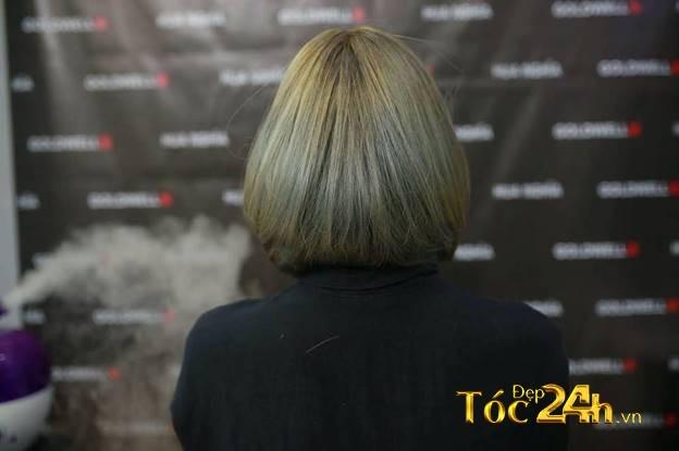 """NTM Hua Nghĩa mang bộ sưu tập """"Dòng thời gian"""" dự tranh Oscars ngành tóc 3"""