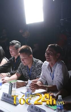 """""""Đối đầu – Hair Idol 2016"""" Hair show kịch tính nhất năm của ngành tóc Việt 4"""